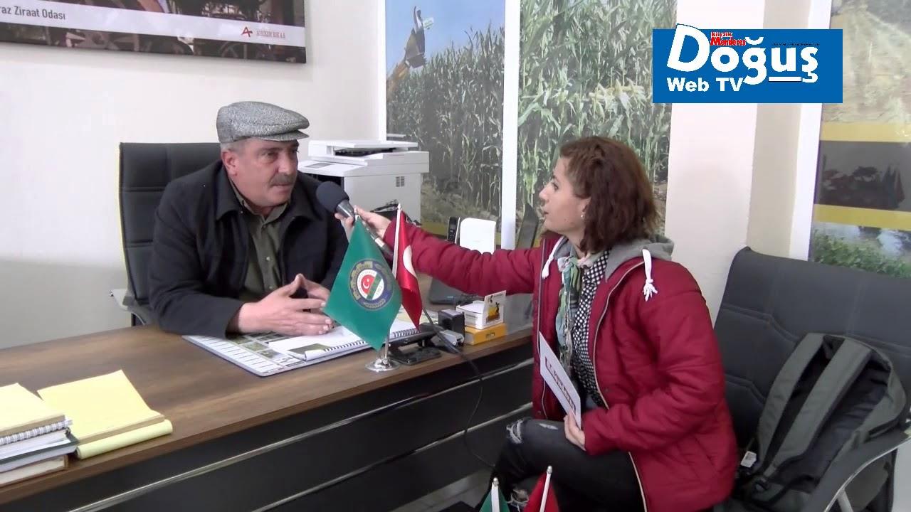 Kiraz Ziraat Odası Başkanı Gürkan Okka ile röportaj