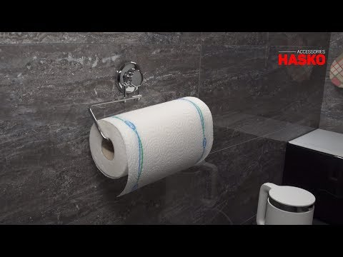HASKO Paper Towel Holder