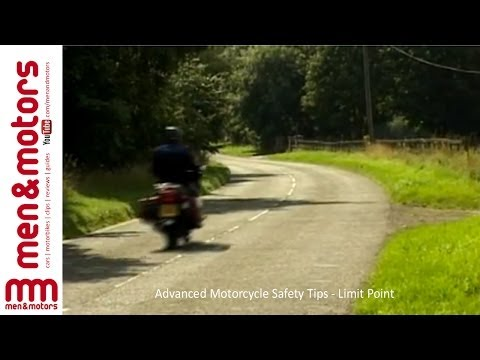 Advanced Motorcycle Safety Tips - Limit Point