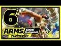 ARMS GLOBALTESTPUNCH #06: Noch ein armseliges Wortspiel
