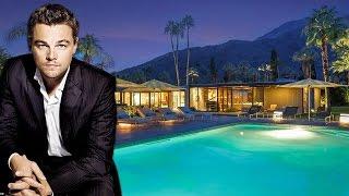 Leonardo DiCaprio 5.2 million house in Palm Springs, California (Inside and Outside)