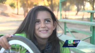Girl, 6, is top BMX racer in U.S., gearing up to defend title
