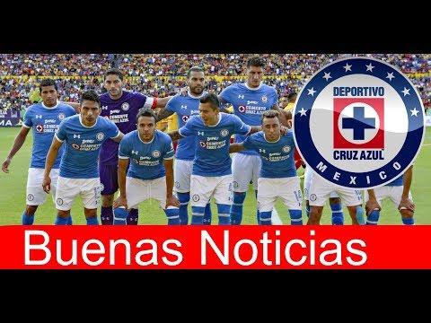 CRUZ AZUL Recibe Buenas Noticias MIRA QUE PASARÁ!