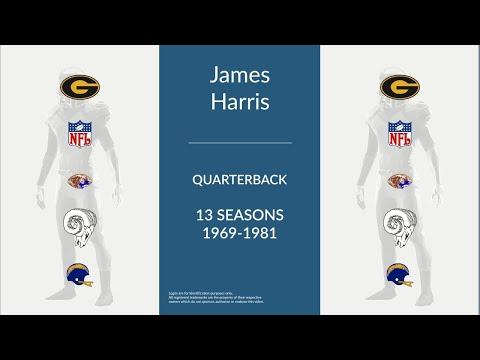 James Harris: Football Quarterback