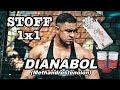 STOFF 1x1:  DIANABOL - Ruf & Wirklichkeit/ Wirkung & Nebenwirkung/ Muskeln oder Wasser? Dbol only?