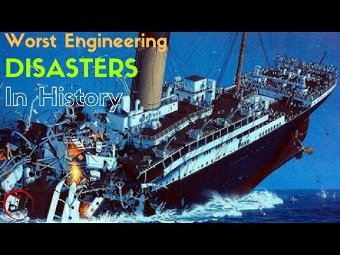 Top 10 Worst Engineering DISASTERS In History
