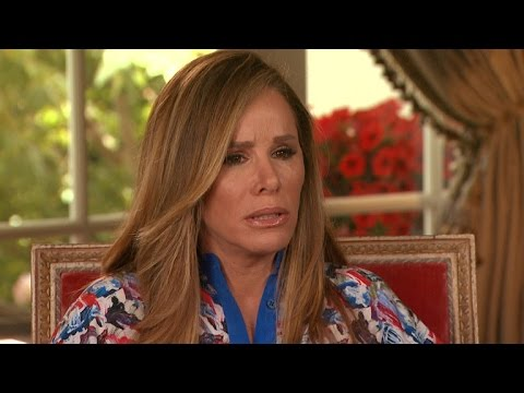 Melissa Rivers Describes Joan's Last Moments: 'I Held Her'