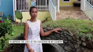 International Children's Peace Prize 2018 - Finalist Leilua