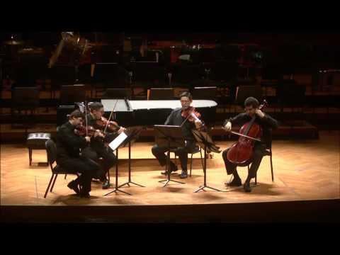 Heliotrope Bouquet for string Quartet