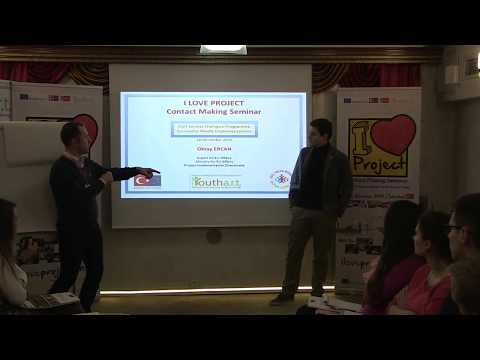 "Civil Society Dialogue Seminar in ""I Love Project"""