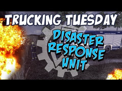 Trucking Tuesday - Disaster Response Unit