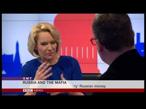 My thanks to Professor Mark Galeotti for his insight into Russian mafia.