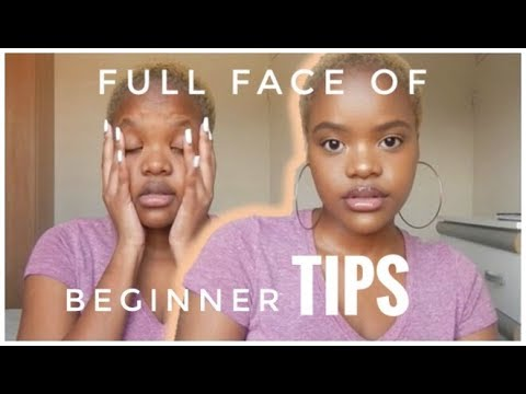 full face of beginner makeup tips  all you need to know