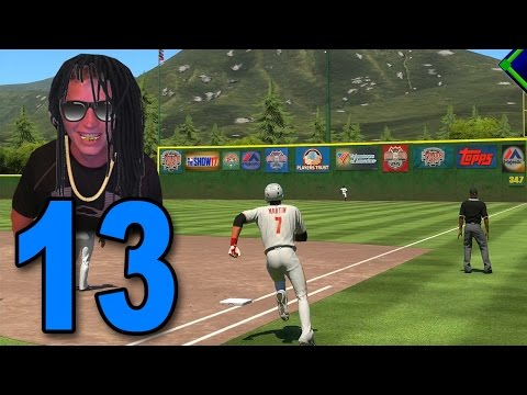 MLB 17 Road to the Show - Part 13 - Mask Off