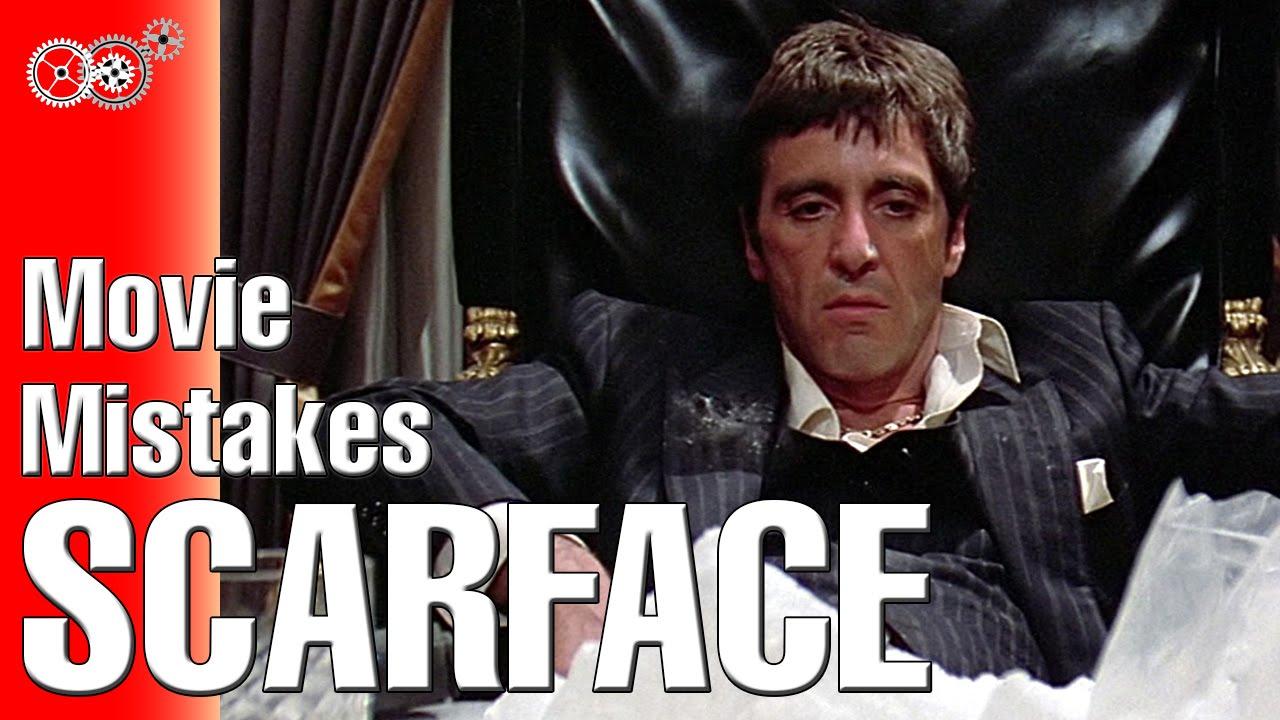 Scarface - Movie Mistakes -- MechanicalMinute