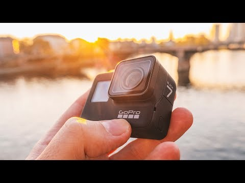 Worst or best action camera yet? Review of the GoPro Hero7