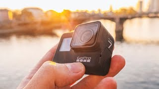 Worst or best action cam yet? GoPro Hero7 review