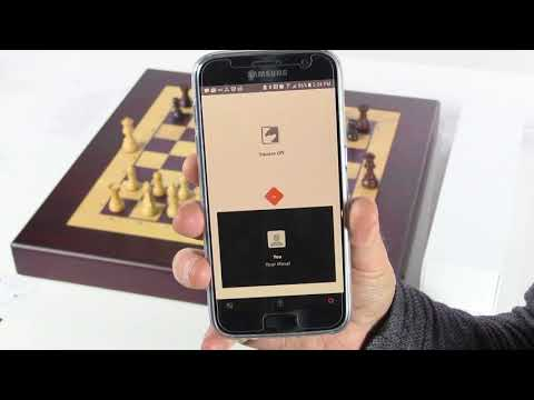 Unboxing SquareOff's self-moving chess computer