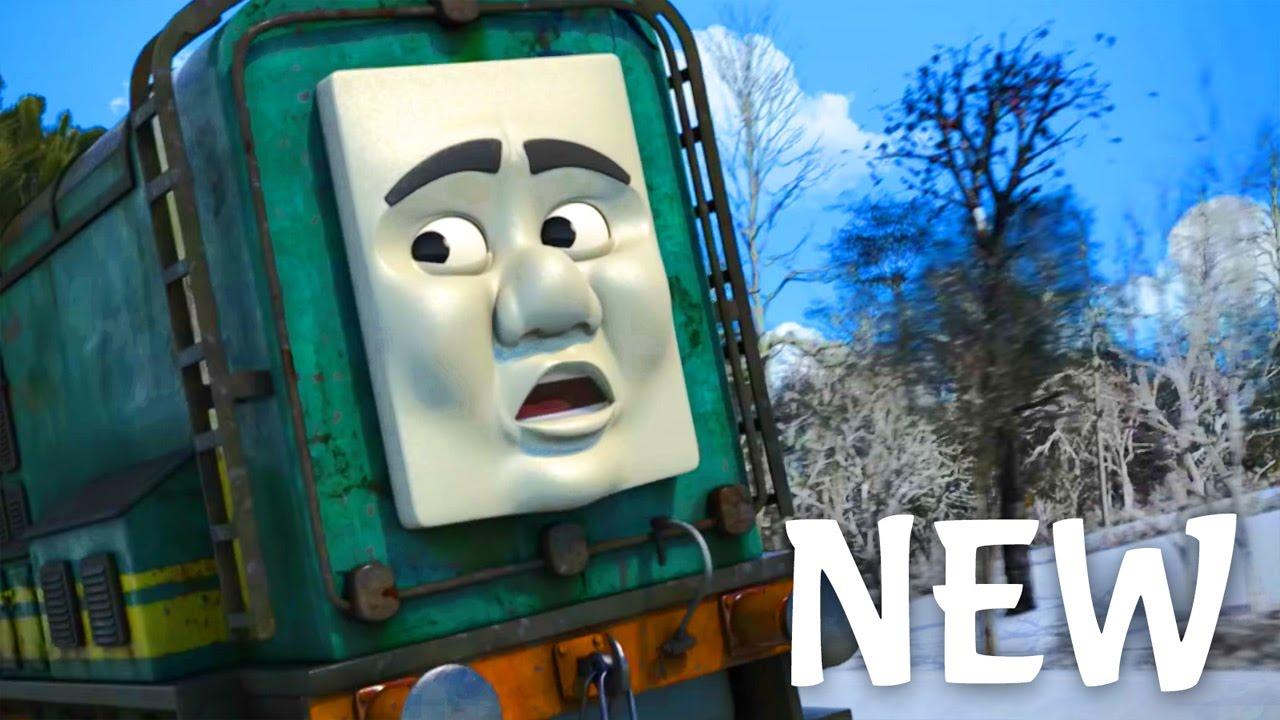 Анимация для друзей про поезд Томаса. Priviideniya. Разработкой |  Кругосветное Путешествие Смотреть Онлайн в Хорошем ка
