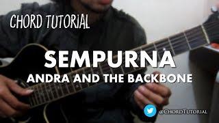 Video Sempurna - Andra and The Backbone (CHORD) download MP3, 3GP, MP4, WEBM, AVI, FLV Agustus 2018