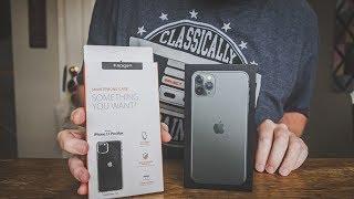 Spigen Liquid Crystal Case for the iPhone 11 Pro Max
