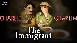 Download Video The Immigrant | Charlie Chaplin | 1917 Silent Film | Comedy MP3 3GP MP4