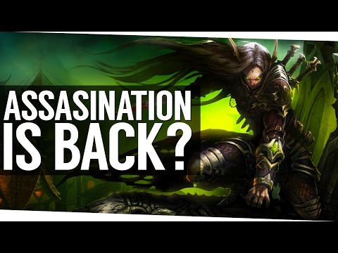 Will Rogues be unstoppable in Patch 7.1.5? - World of Warcraft Legion