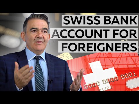 How To Open A Swiss Bank Account For Non-Resident?