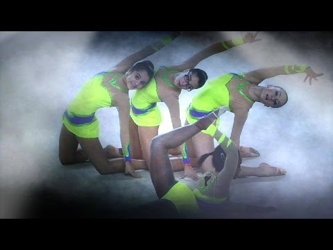 Rhythmic Gymnastics FILM new !  90 days per 2 minutes