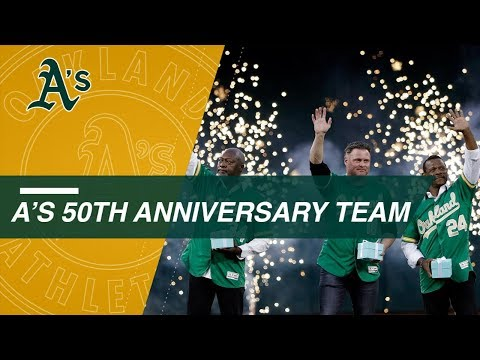 The Athletics celebrate 50 years in Oakland Mp3