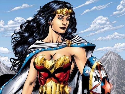Re: Wonder-Woman The Unappreciated Superheroine Icon