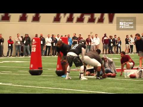 Johnny Manziel Pro Day: All 65 throws