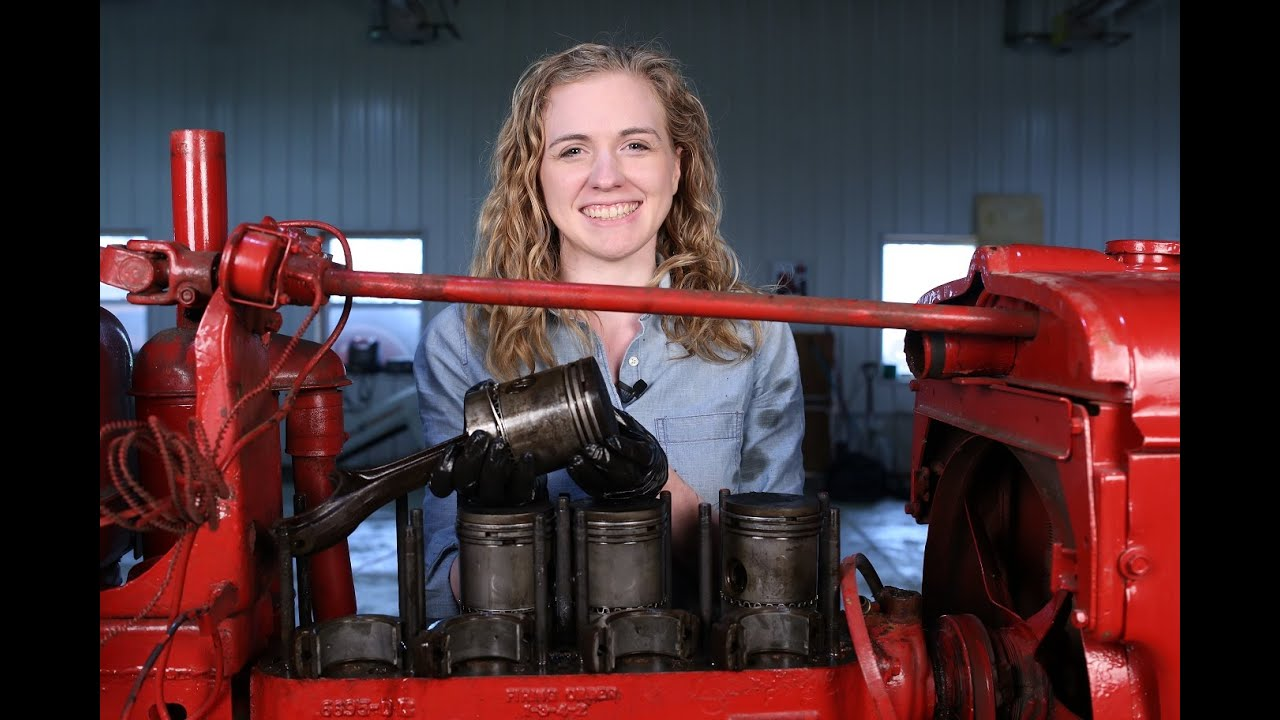 How to Rebuild a Farmall Engine: Step-By-Step Instructions for an H, M,  300, 350, 400, 450 and More - YouTubeYouTube