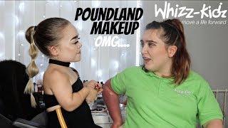 TESTING POUNDLAND MAKEUP | WHIZZ-KIDZ | MakeupJunkieG