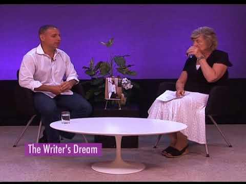 Writer's Dream interviews Author Frank Vetro Part 1