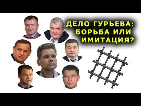 'Дело Гурьева: борьба