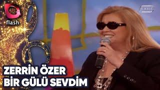 Zerrin Özer | Bir Gülü Sevdim | Flash Tv | 15 Şubat 2006 Resimi