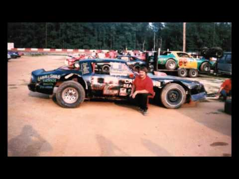 County Line Raceway 90's throwback