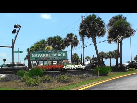 WELCOME TO NAVARRE BEACH, FLORIDA, USA