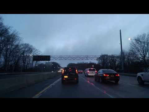Driving from East Meadow in Nassau to Forest Hills in Queens,New York