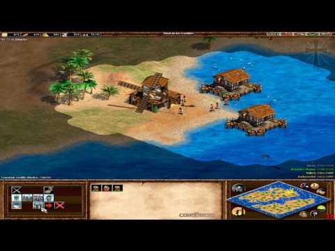 Age of Empires II - 136ª Partida Multijugador En Línea - Tulio y Fede