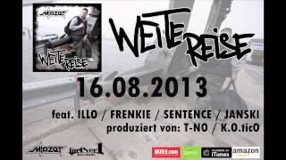 Mirzet - Weite Reise -Album snippet