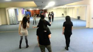 MMJ Winter Performance Course | HIPHOP (Kuok Ken) Final Session