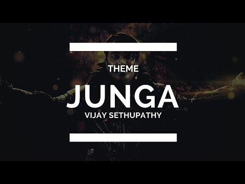 Junga - Bgm | Vijay Sethupathy | Gokul |