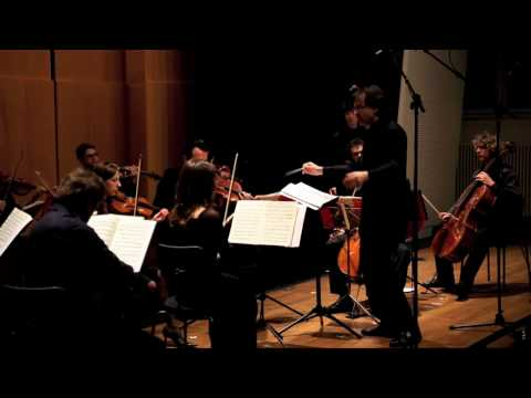 CHAARTS Edward Elgar Introduction and Allegro, 1st part