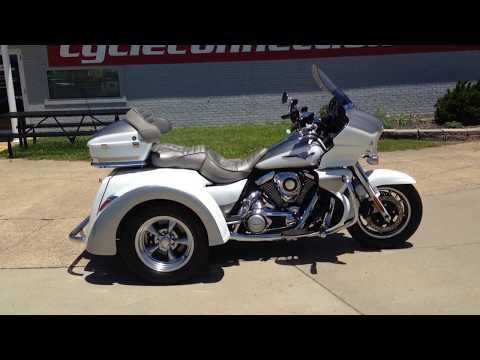 2013 Kawasaki Vulcan 1700 Motor Trike