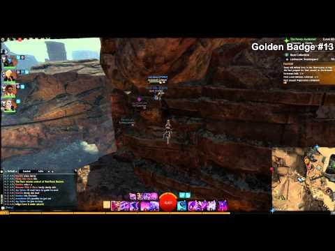 GW2 Go for the Gold Golden Badges Achievement Guide
