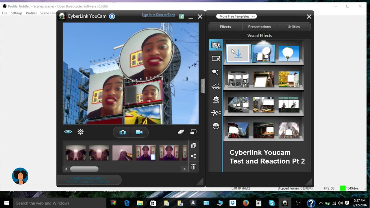 how to recover youcam photos