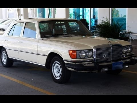 1979 Mercedes 300SD Turbo Diesel  YouTube