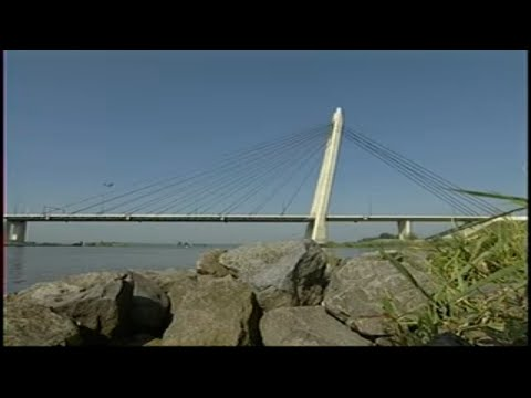 DYWIDAG Stay Cable Systems - Kampen Bridge, Netherlands